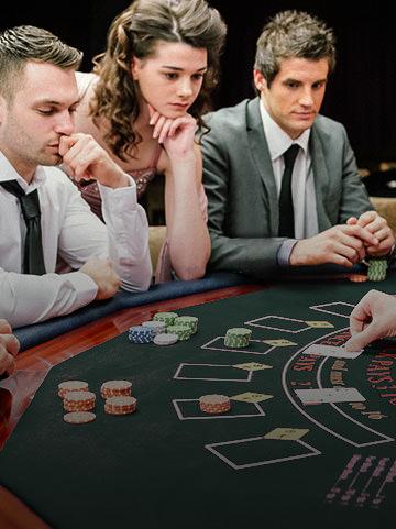 the hollywood park casino