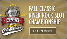 Fall Classic Slot Championship